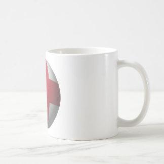 England Soccer Coffee Mugs