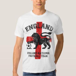 England Soccer Team Fans T Shirt