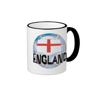 England Soccer Team Coffee Mug