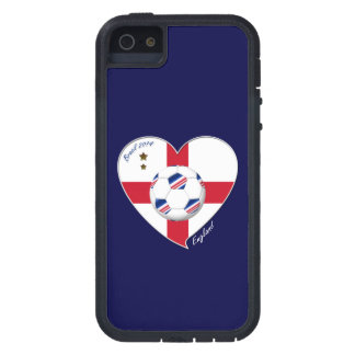 """""""ENGLAND"""" Soccer Team. Soccer of England 2014 Case For iPhone SE/5/5s"""