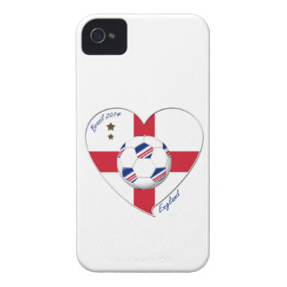 """ENGLAND"" Soccer Team. Soccer of England 2014 iPhone 4 Case"