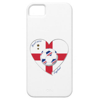 """ENGLAND"" Soccer Team. Soccer of England 2014 iPhone SE/5/5s Case"
