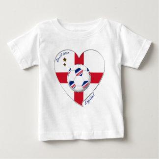"""ENGLAND"" Soccer Team. Soccer of England 2014 Tshirts"