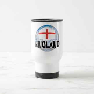 England Soccer travel mug