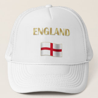 England St Georges flag Gifts Trucker Hat