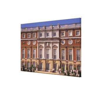 England, Surrey, Hampton Court Palace. 2 Canvas Print