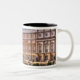 England, Surrey, Hampton Court Palace. Two-Tone Coffee Mug