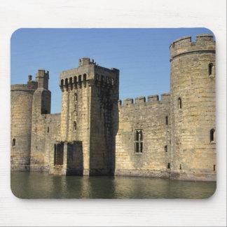 England, Sussex, Bodiam Castle. Mouse Pad