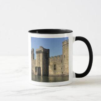 England, Sussex, Bodiam Castle. Mug