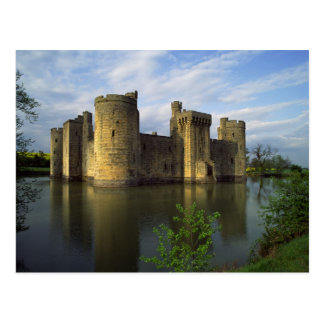 England, Sussex, Bodiam Castle Postcard
