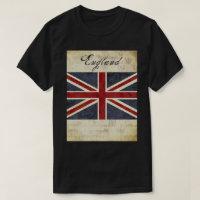England T-Shirt Souvenir