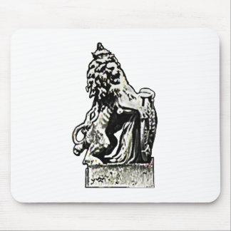 England The London Buckingham Palace Road Lion 198 Mouse Pad