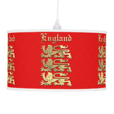 England - The Royal Arms Ceiling Lamp