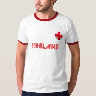 England - Three Lions Football T-shirt