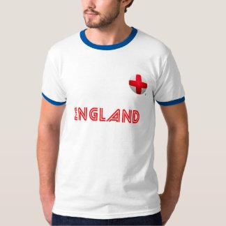 England - Three Lions Football Tee Shirt