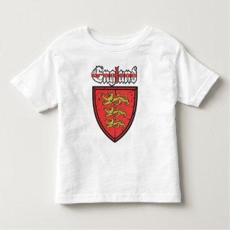England Three Lions Shield Toddler T-shirt
