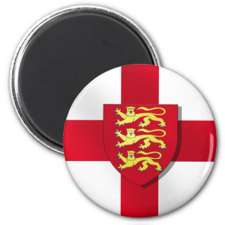 England Three Lions St. Geroge's flag gifts Magnet