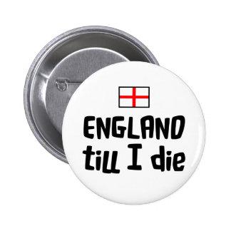 England till I die Button