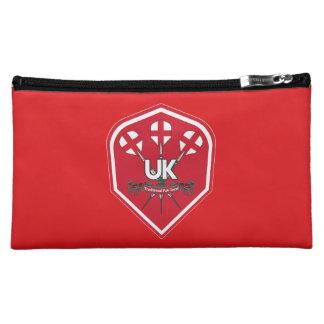 England Traditional Pub Games Cosmetic Bag