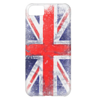 England UK flag Case For iPhone 5C