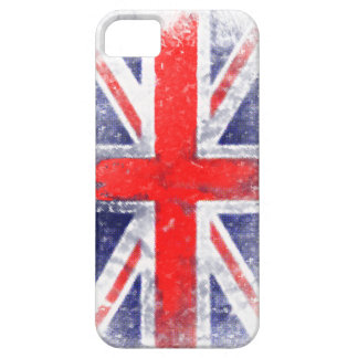 England UK flag iPhone SE/5/5s Case