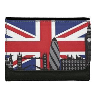 England UK - Leather Wallet