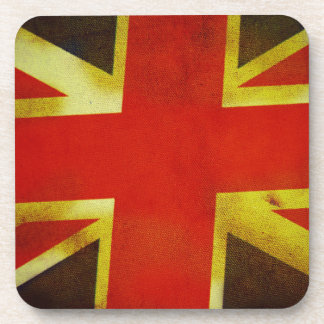 England United Kingdom Flag Drink Coaster