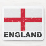 England Vintage Flag Mousepads