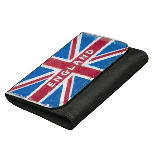 England - Vintage United Kingdom Union Jack Women's Wallets