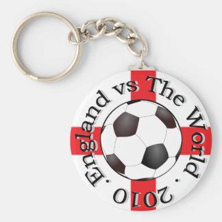 England vs The World Keychain