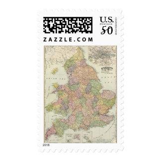 England, Wales 2 Postage