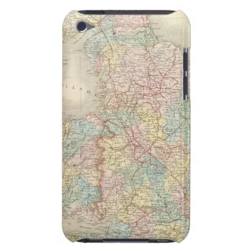 England, Wales 3 iPod Case-Mate Case