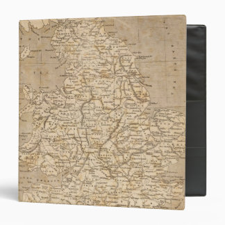 England, Wales Map by Arrowsmith Binder