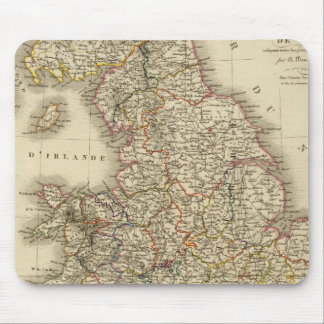 England, Wales Mouse Pad