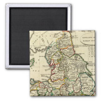 England, Wales Roman, modern Fridge Magnets