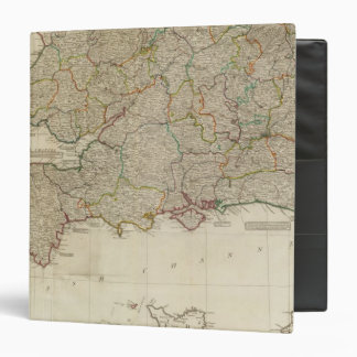 England, Wales, south 3 Ring Binder