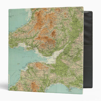 England & Wales, southwestern section Scilly Isles Binders