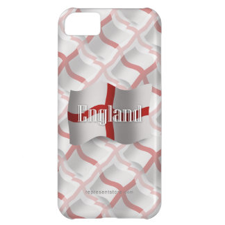 England Waving Flag iPhone 5C Cover