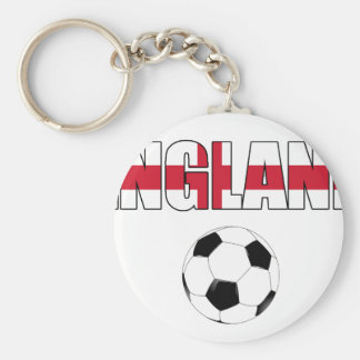 England World Cup 2010 South Africa Keychains