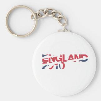 ENgland World Cup Key Chain