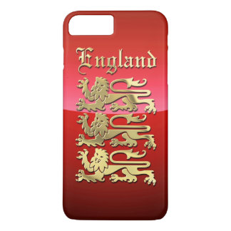England's Coat of Arms iPhone 7 Plus Case
