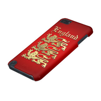 England's Coat of Arms iPod Touch (5th Generation) Case
