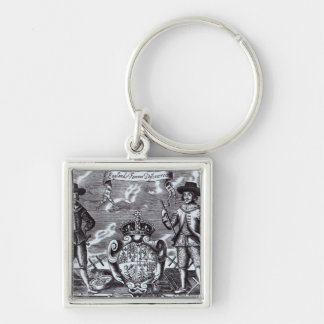 England's Famous Discoverers Keychain