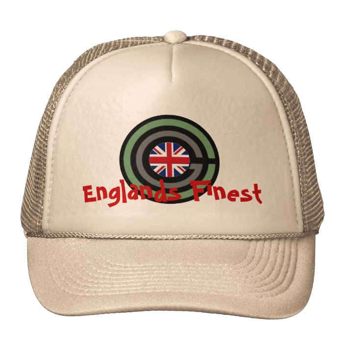 Englands Finest Trucker Hat