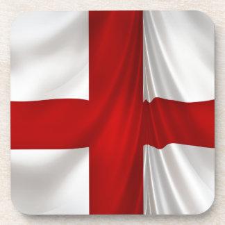 England's St George Cross Patriotic Flag Coaster