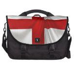 England's St George Cross Patriotic Flag Bag For Laptop