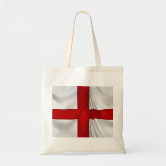 England's St George Cross Patriotic Flag Tote Bag