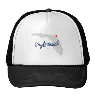 Englewood Florida FL Shirt Trucker Hat
