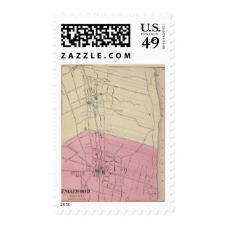Englewood, NJ Postage Stamps