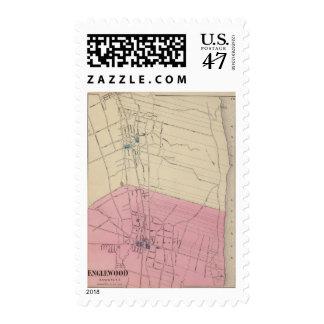 Englewood, NJ Stamp
